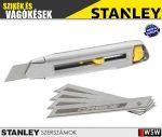 Stanley INTERLOCK fémházas tördelhető pengés kés 9mm  - szerszám