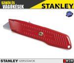 Stanley fémházas trapéz pengés biztonsági kés  - szerszám
