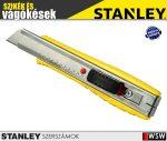 Stanley FATMAX fémházas tördelhető pengés kés 9mm - szerszám