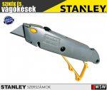 Stanley fémházas trapéz pengés kés - szerszám