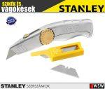 Stanley FATMAX XTREME fémházas visszatolható pengés kés  - szerszám