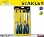 Stanley 4 részes véső készlet - szerszám