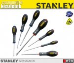 Stanley FATMAX csavarhúzó készlet  pz/lapos 7 részes - szerszám