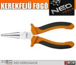 Neo Tools kerekfejű fogó 160 mm