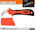 Neo Tools szigeteltnyelű kábelvágó kés - 195 mm