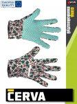 Cerva AVOCET textil kötött munkakesztyű