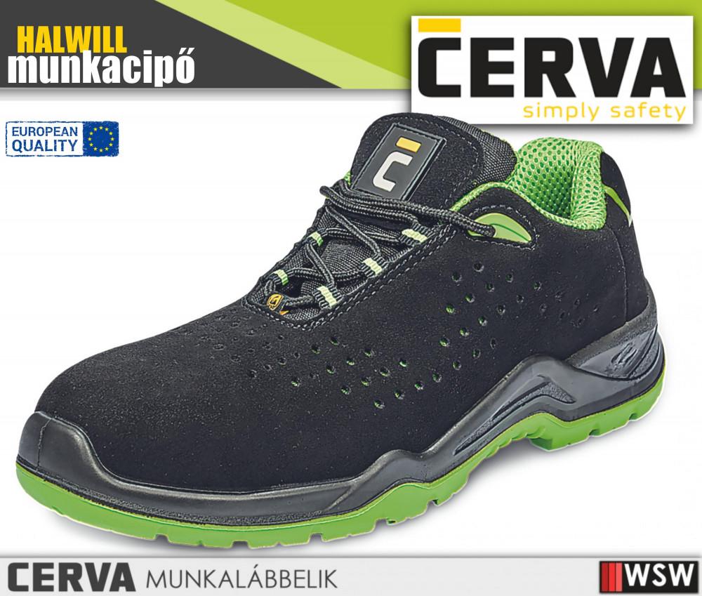 Cerva HALWILL S1P munkabakancs - munkacipő - munkaruha 8a5fd5f60e