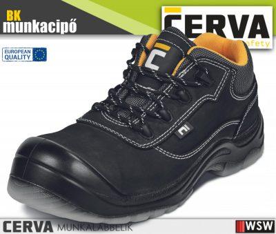 Cerva BLACK KNIGHT S3 munkacipő munkavédelmi cipő