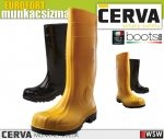 Cerva EUROFORT S5 sárga munkacsizma