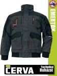 Cerva Emereton Black kabát téli