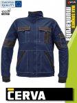 Cerva MAX SUMMER NAVY pamut technikai kabát - munkaruha