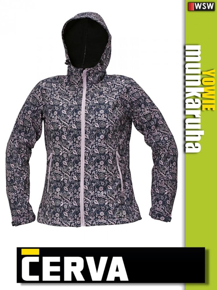 Cerva YOWIE softshell női kabát - munkaruha - munkaruha 9cb4fbc44b