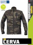 Cerva CRAMBE GREEN softshell kabát - munkaruha
