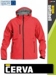 Cerva BEGNA RED technikai softshell kabát - munkaruha