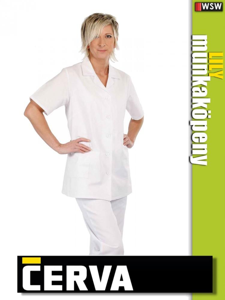 Cerva LILY női köpeny - munkaruha - munkaruha e0282cb5c8