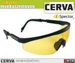 iSpector Limeray munkavédelmi szemüveg sárga