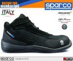 Sparco RACING EVO BLACKGREY S3 technikai munkabakancs - munkacipő