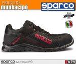 Sparco PRACTICE BLACK S1P technikai munkabakancs - munkacipő