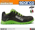 Sparco PRACTICE S1P BLACKGREEN technikai munkabakancs - munkacipő