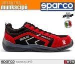 Sparco URBAN EVO S3 BLACKRED technikai munkabakancs - munkacipő