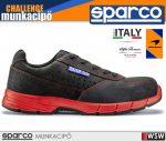 Sparco CHALLENGE BLACK S1P technikai munkabakancs - munkacipő