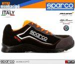 Sparco CHALLENGE-H BLACKRED S3 technikai munkabakancs - munkacipő