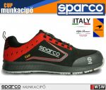 Sparco CUT BLACKRED S1P technikai munkabakancs - munkacipő