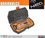Neo Tools dugókulcs készlet
