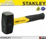 Stanley DYNAGRIP lakatos kalapács ráverő 1250g - szerszám