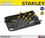 Stanley 6 részes csavarhúzó készlet - szerszám