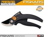 Fiskars POWERLEVER P54 prémium metszőolló - szerszám