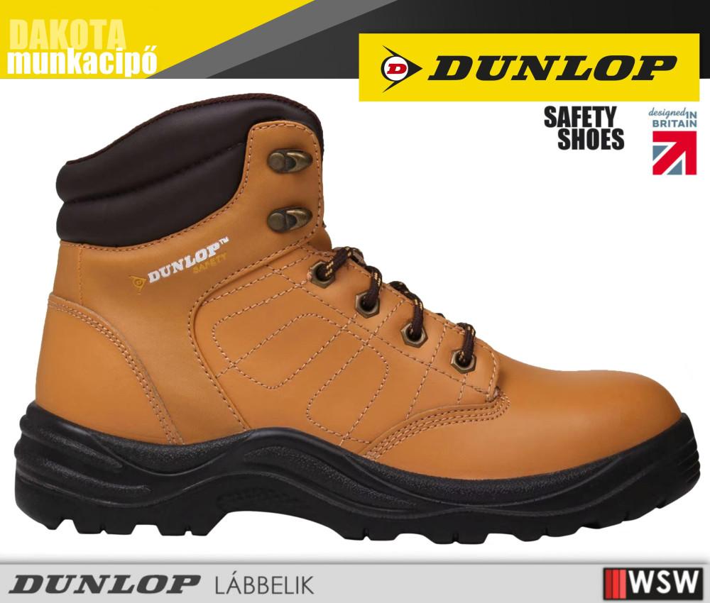Dunlop férfi bakancs védőbetéttel munkacipő munkaruha munkabakancs ... 00f7c12aaa