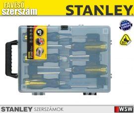 Stanley FATMAX üthető PROFI vésőkészlet 5 részes - szerszám
