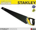 Stanley FATMAX fűrész gipszkartonhoz 550mm - szerszám