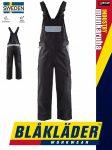 Blåkläder INDUSTRY BLACK-GREY technikai ipari  kantárosnadrág - Blaklader munkaruha