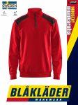 Blåkläder INDUSTRY RED-BLACK technikai pulóver - Blaklader munkaruha