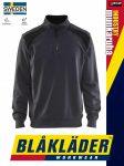 Blåkläder INDUSTRY GREY-BLACK technikai pulóver - Blaklader munkaruha