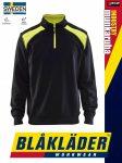 Blåkläder INDUSTRY BLACK-YELLOW technikai pulóver - Blaklader munkaruha