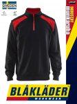 Blåkläder INDUSTRY BLACK-RED technikai pulóver - Blaklader munkaruha
