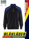 Blåkläder INDUSTRY BLACK-CORNFLOWER technikai pulóver - Blaklader munkaruha