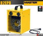 Master B2EPB elektromos hőlégfúvó - 230V