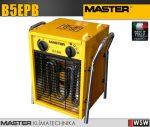 Master B3.3EPB elektromos hőlégfúvó - 230V