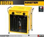 Master B15EPB elektromos hőlégfúvó - 400V