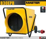 Master B30EPR elektromos hőlégfúvó - 30kW