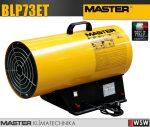 Master BLP73M PB gázzal üzemeltetett hőlégfúvó - 73 kW