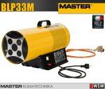 Master BLP33M PB gázzal üzemeltetett hőlégfúvó - 33 kW