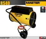 Master RS40 elektromos hőlégfúvó - 40kW