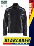 Blåkläder INDUSTRY BLACK-GREY technikai iparI munkakabát - Blakleder munkaruha