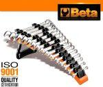 Beta csillag-villáskulcs készlet - 15 db