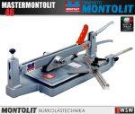 Montolit Mastermontolit kézi csempevágó - járólapvágó